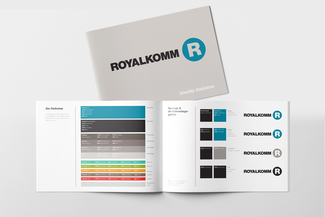 CD Manual Royalkomm