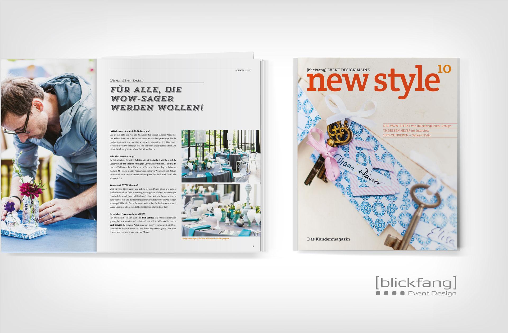 newstyle Magazin