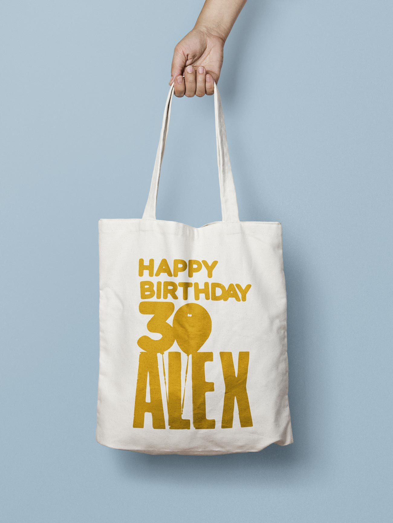 Birthday Bag